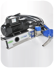 SMART PRO PLUS (electric self priming pump with flow meter)